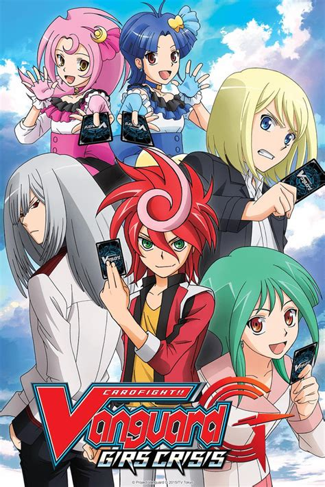 anime cardfight vanguard cardfight vanguard characters www pixshark