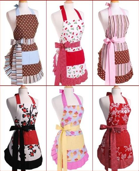 Girly Kitchen Aprons by 25 Best Ideas About Aprons On Apron