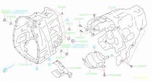 2017 Subaru Crosstrek Automatic Transmission Oil Pan Drain
