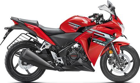 cbr 150r red colour price new honda cbr 250r and cbr 150r goes on sale in mumbai
