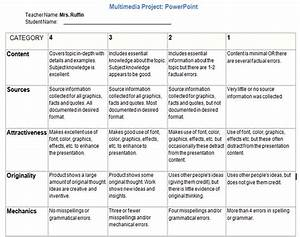 rubrics for grading powerpoint presentations driverlayer With powerpoint rubric template