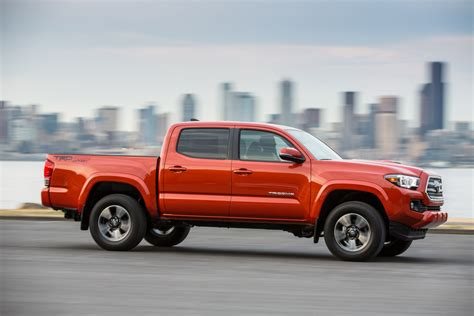 2016 Toyota Tacoma Priced From $23,300* [99 New Photos