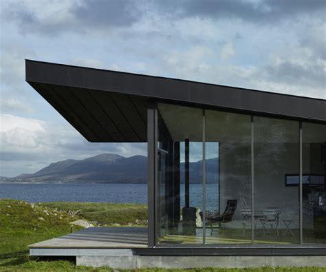 modern cottage design contemporary sea side hide ireland