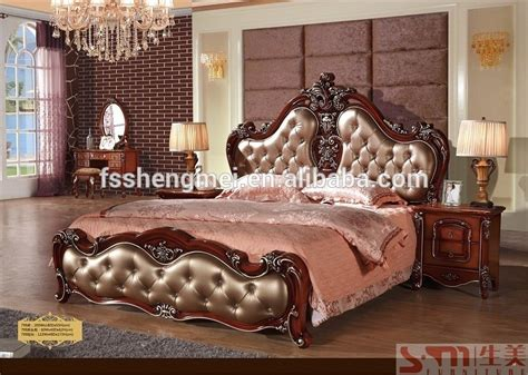 king size canopy bedroom sets royal luxury bed hot sale
