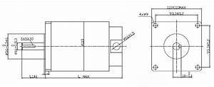 Nema42 110mm 5 Phase 0 72 U00b0 Hybrid Stepper Motor Changzhou