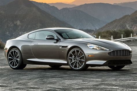 Aston Martin Coupes Research, Pricing & Reviews Edmunds