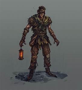 Beggar Characters Art Of Orcs And Men