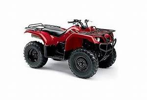 Yamaha Bruin 350 Service Manual Repair 2004 Yfm350