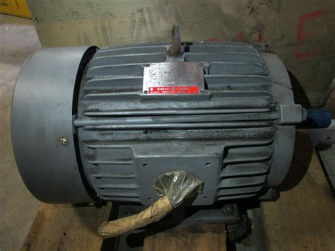 Electric Motor Model by Ge General Electric 10hp 1740 Rpm Induction Motor Model
