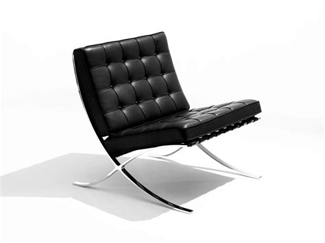 Poltrona Barcelona Knoll by Buy The Knoll Barcelona Chair At Nest Co Uk