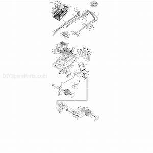 Mountfield M4  Mpr10078  Parts Diagram  Page 1