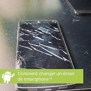 Tutoriel : Comment changer un écran de smartphone soi