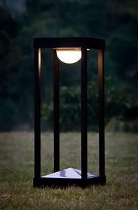 Led Lampe : la lampe parc m solar lamp led wireless h 40 cm black by maiori ~ Eleganceandgraceweddings.com Haus und Dekorationen