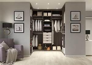 Plan Dressing En U : apf menuiserie sa nous r alisons votre dressing sur mesure ~ Melissatoandfro.com Idées de Décoration