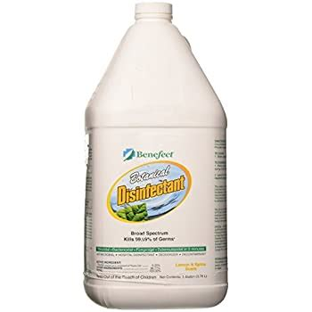 Amazon.com: CleanWell Botanical Disinfectant, All Purpose