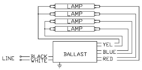 Ballast Wiring Diagram