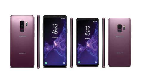 Samsung Galaxy S9 Bilder Zeigen Smartphone Mit Neuer Farbe Connect