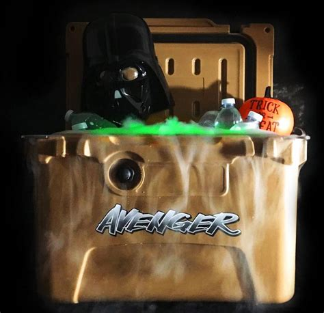 Sasquatch Q&a Best Cooler For Halloween Party Factory