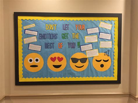 ra college bulletin board emojis ra boards door dec