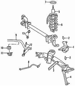 Suspension Components For 2001 Dodge Ram 2500