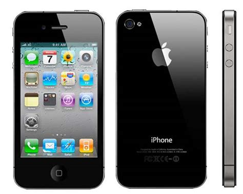 iphone 4s 8gb apple iphone 4s 8gb negro libre pccomponentes