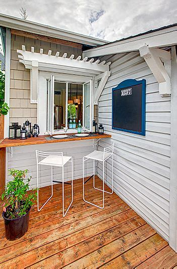 House Kitchen Breakfast Room And Deck by Outdoor Inspiration Small Yard Ideas Hello Gemma