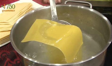 comment cuire des feuilles de lasagne vid 233 o