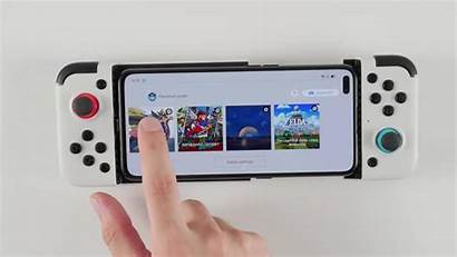 Emulator Switch Nintendo Android Spotted Noypigeeks Games