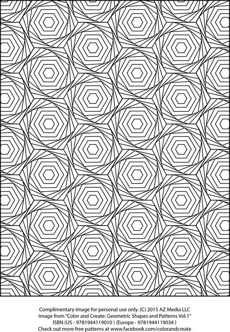 """Complimentary coloring sheet from """"Color and Create"""