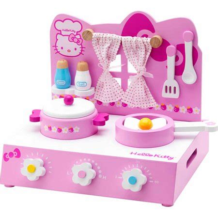 hello kitty kitchen set hello kitty table top kitchen play set walmart