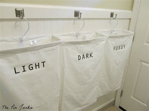 Laundry Organisation And Storage Tips