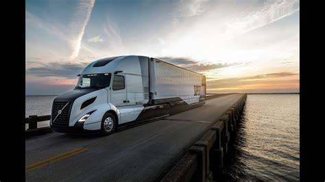 volvo trucks introducing  supertruck concept vehicle