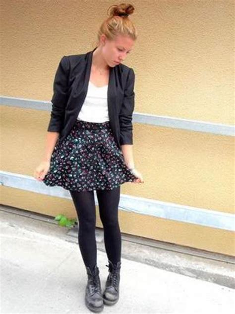 What To Wear With Doc Martens The Best Way To Wear Dr Martens Boots