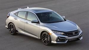 2020 Honda Civic Sport Touring Manual Hatchback First