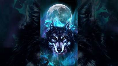 Neon Wolf Samsung Wallpapers Theme Backgrounds Wallpaperaccess