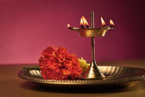 diwali puja thali beautiful diwali pooja thaali