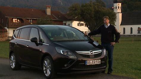 der neue opel zafira fahrbericht der neue opel zafira tourer auto