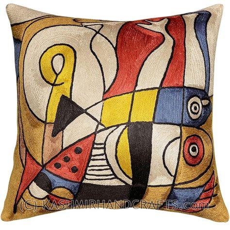 designer pillows for sofa decorative pillows fish silk cushion throw pillow covers