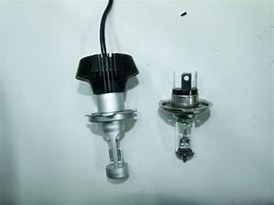 Ampoule Led Auto : kit ampoules led vision h4 blog rstyle ~ Voncanada.com Idées de Décoration