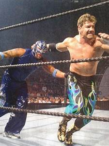 Rey Mysterio & Eddie Guerrero | WWE Wrestling | Pinterest
