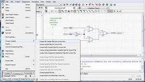 Introduction To Quartus Ii Software  Using The Modelsim