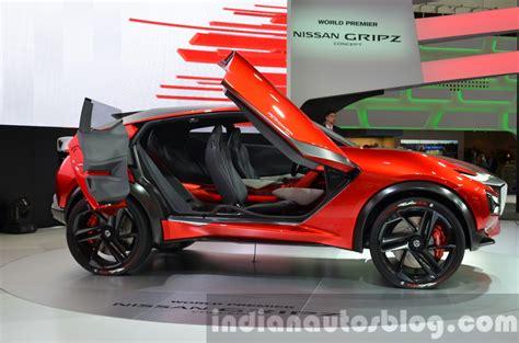 Nissan Gripz Concept Wheel At Iaa 2018 Indian Autos Blog