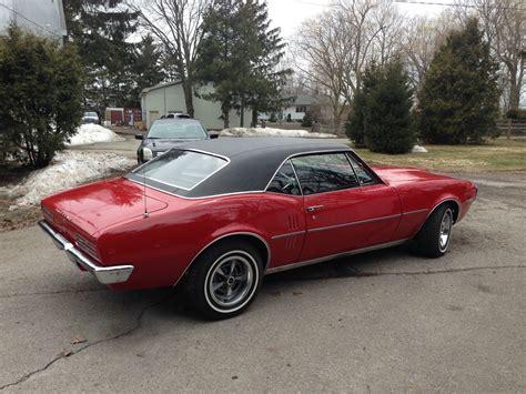Pontiac Car : 1967 Pontiac Firebird