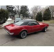 1967 Pontiac Firebird  Muscle Car