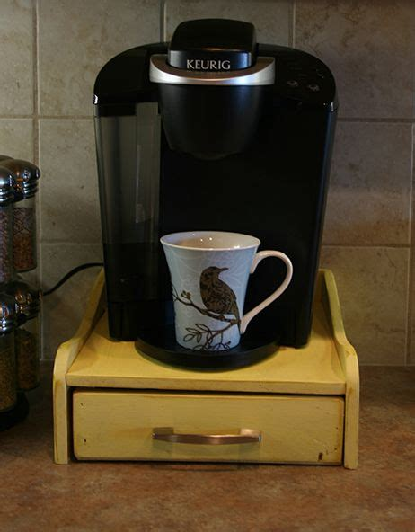 Keurig Stand with Drawer