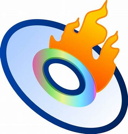 Burn Cd Clipart Clip Burning Dvd Computer