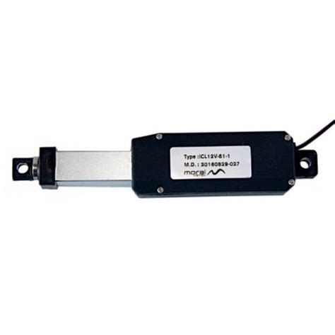 inline nexus micro linear actuator for all automations