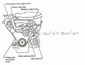2002 Nissan Xterra Belt Diagram