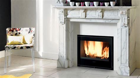 insert cuisine cheminee bois avec insert