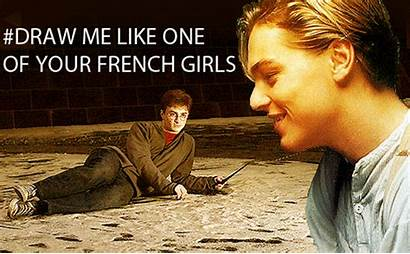 Titanic French Draw Potter Harry Funny Gifs